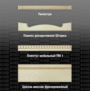 Фасад Дуб-7-Тип-11