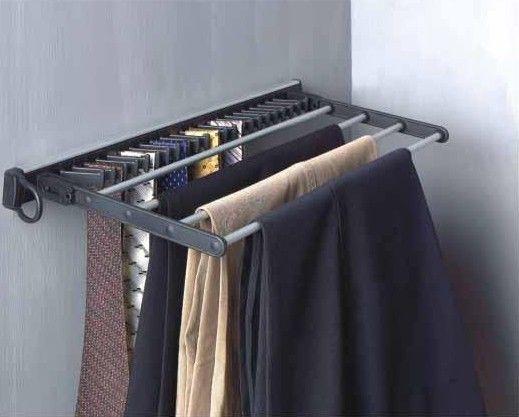 вешалка для галстуков и брюк