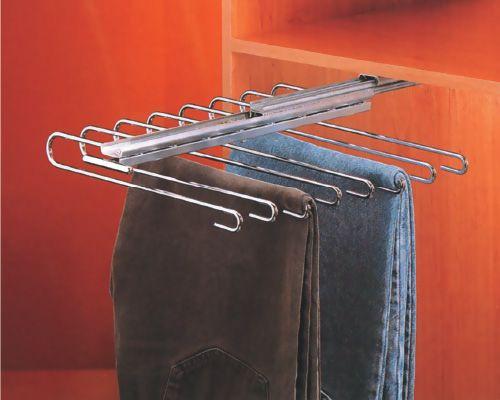 выдвижная вешалка для брюк гтв